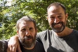 Gianni e Marco, foto di L. Tronconi.